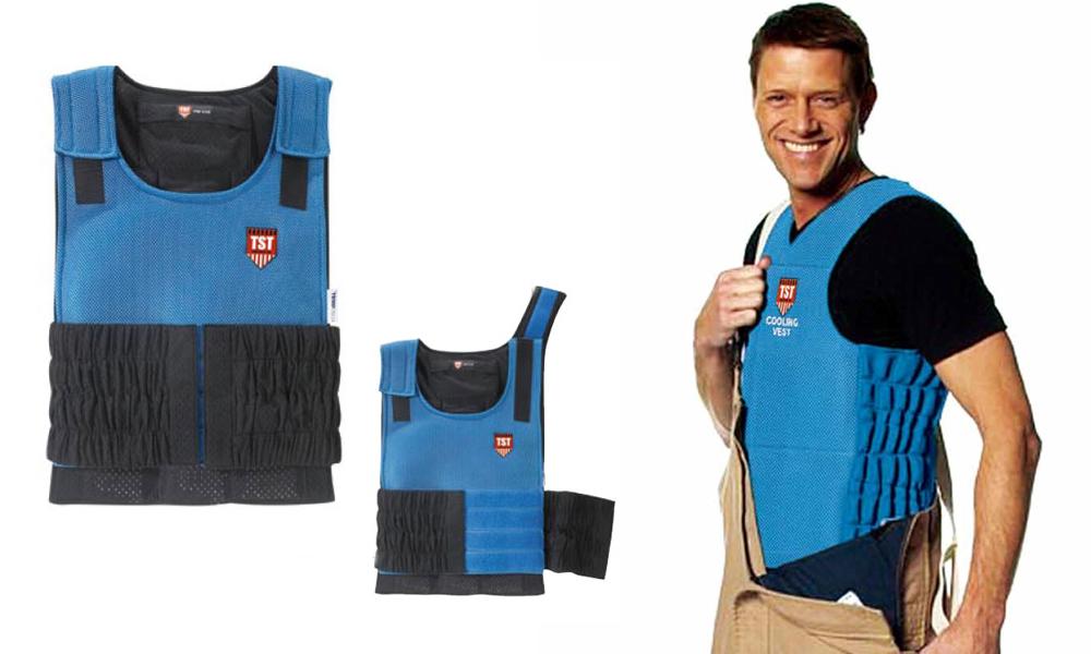 Tst Sweden Ab Body Temperature Control Vest Cooling Vest
